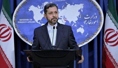 سخنگوی وزارت خارجه وزارت خارجه