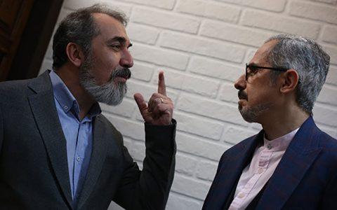 سریال طنز جواد رضویان و سیامک انصاری ۵ آبان روی آنتن میرود صفر بیست و یک, سیامک انصاری, جواد رضویان