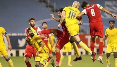 سعودی اسپورت مدعی شدشوک بزرگ به فوتبال ایران پس از شکایت النصر شکایت النصر, فوتبال ایران