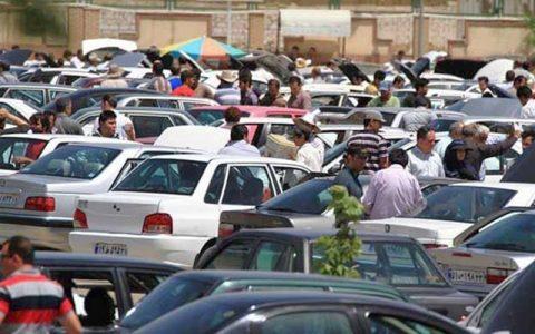 سقوط قیمت خودرو ادامه دارد