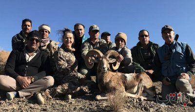 شکار در قرق های اختصاصی 3 قرق شکار, قرق منصورآباد, قرقهای اختصاصی