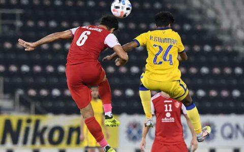 باشگاه النصر از پرسپولیس به AFC ارسال شد