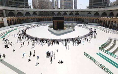 عمره از فردا آغاز میشود مسجدالحرام, عربستان سعودی, مراسم عمره