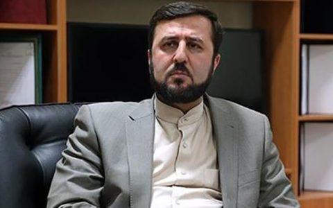 غریبآبادی آمریکا باید تا الان فهمیده باشد که راهبرد فشار حداکثری در ایران خریداری ندارد ایران, آمریکا, کاظم غریبآبادی