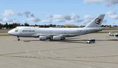 فرود یک فروند هواپیمای تحریمشده ایران در ونزوئلا هواپیمای تحریمشده ایران, ونزوئلا
