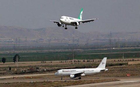 تمام پروازها از ایران به ترکیه تا اطلاع ثانوی
