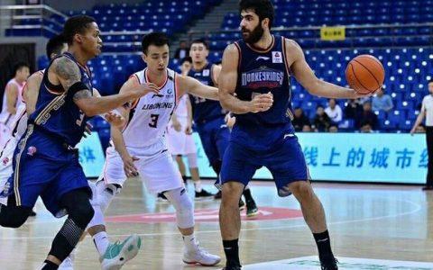 لژیونر بسکتبال ایران بازیکن هفته آلمان شد