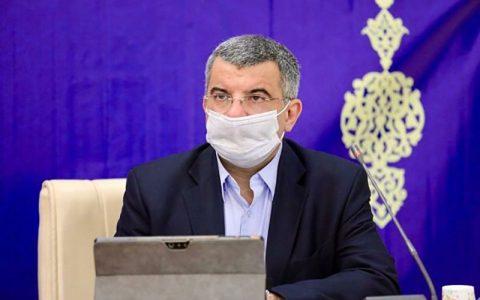 ماسک زدن از شنبه در تهران اجباری میشود ماسک, ایرج حریرچی, تهران