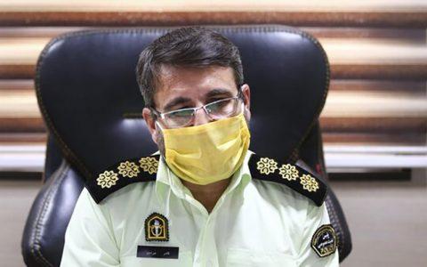 محدودیتهای کرونایی در تهران تا ۲۵ مهر تمدید شد تهران, تمدید محدودیتهای کرونایی