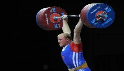 محرومیت 6 وزنهبردار روسیه به دلیل دوپینگ وزنه برداری, دوپینگ, روسیه