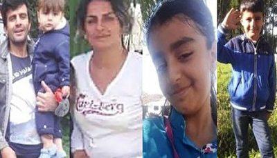 مرگ تلخ 5 عضو خانواده ایرانی در راه پناهندگی اروپا