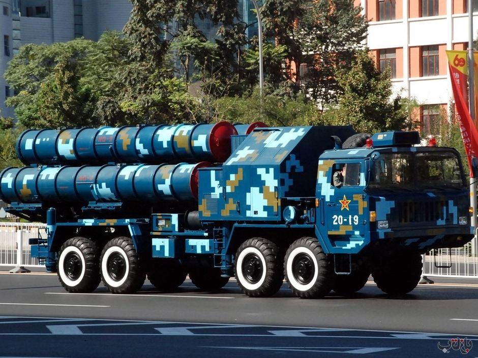 موشک فونگ دون چین خرید تسلیحات, تحریم تسلیحاتی