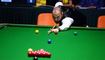 نماینده ایران در مسابقات آزاد اسنوکر انگلیس به پیروزی رسید مسابقات آزاد اسنوکر انگلیس, حسین وفایی
