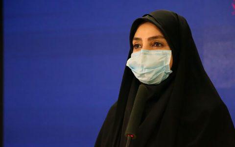 هشدار وزارت بهداشت درباره صعود نگران کننده کرونا و خطر افزایش فوتیها در تهران وزارت بهداشت, کرونا