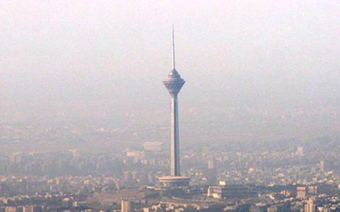 تهران ناسالم است