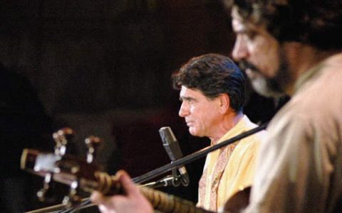 واکنش حسین علیزاده به کوچ خسرو آواز ایران حسین علیزاده, خسرو آواز ایران