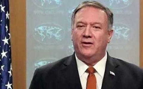 واکنش پمپئو به پایان تحریمهای تسلیحاتی ایران
