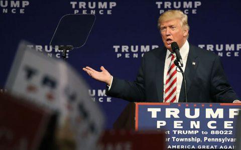 ترامپ موشک و مسواک را هم تراز میکند