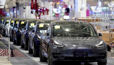 پیشرفت چشمگیر تسلا در فصل سوم 2020 تسلا, خودروی الکتریکی