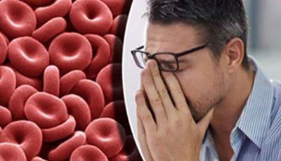 چطور بفهمیم کم خون هستیم؟ کم خونی
