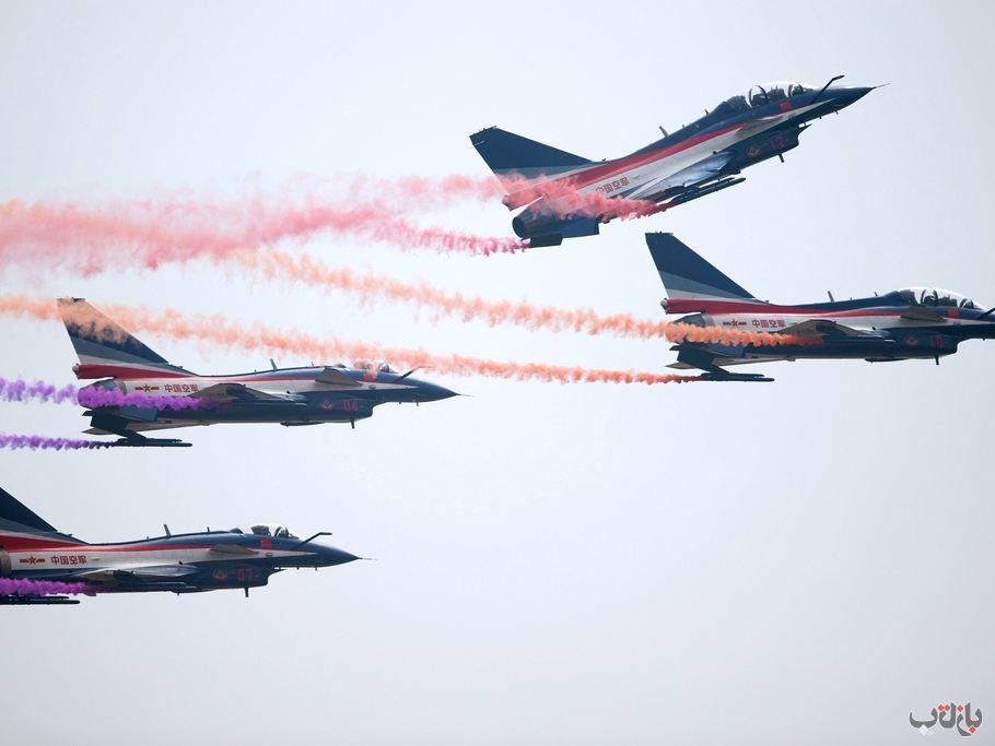 چنگدو ۱۰ چین خرید تسلیحات, تحریم تسلیحاتی