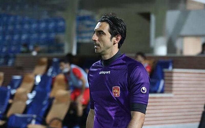 کاپیتان سابق استقلال از دنیای فوتبال خداحافظی کرد مهدی رحمتی, فوتبال