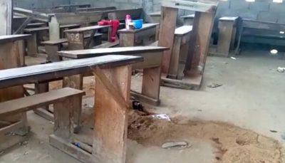 کشته شدن ۸ دانش آموز در حمله افراد مسلح به مدرسه ای در کامرون