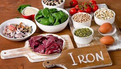 کم خونی را با این غذاها درمان کنید