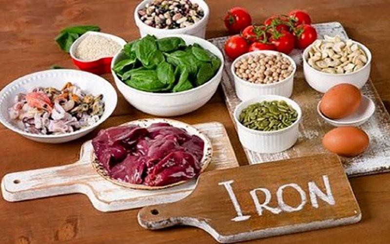 کم خونی را با این غذاها درمان کنید کم خونی, فقر آهن