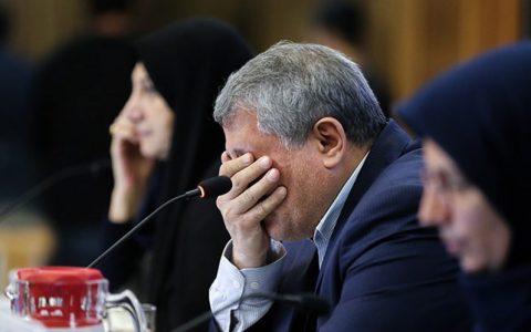 محسن هاشمی از بیتوجهی دولت به پیشنهاد تعطیلی تهران
