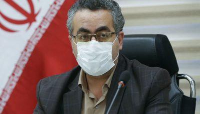 ۲۰ میلیون ایرانی با بیماری زمینه ای در خطر شدید کرونا قرار دارند ویروس کرونا, کیانوش جهانپور