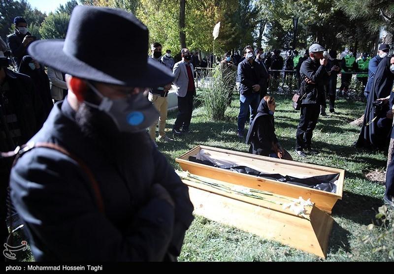 1399071914115519721407164 مراسم تدفین, محمدرضا شجریان