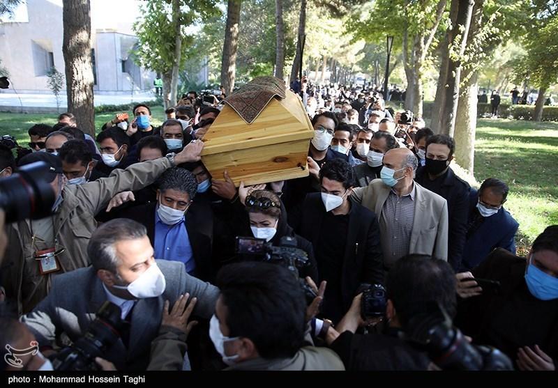 1399071914115613421407164 مراسم تدفین, محمدرضا شجریان