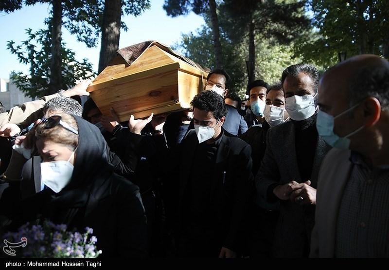 1399071914115716621407164 مراسم تدفین, محمدرضا شجریان