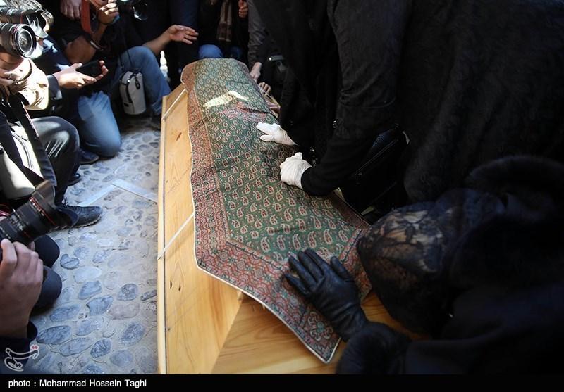 1399071914115872821407164 مراسم تدفین, محمدرضا شجریان