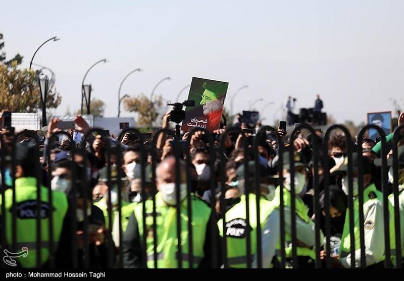 1399071914115925921407164 مراسم تدفین, محمدرضا شجریان