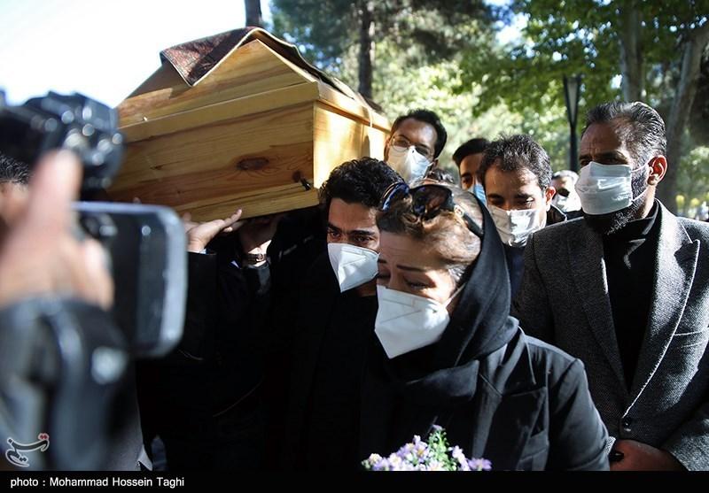 1399071914115940021407164 مراسم تدفین, محمدرضا شجریان