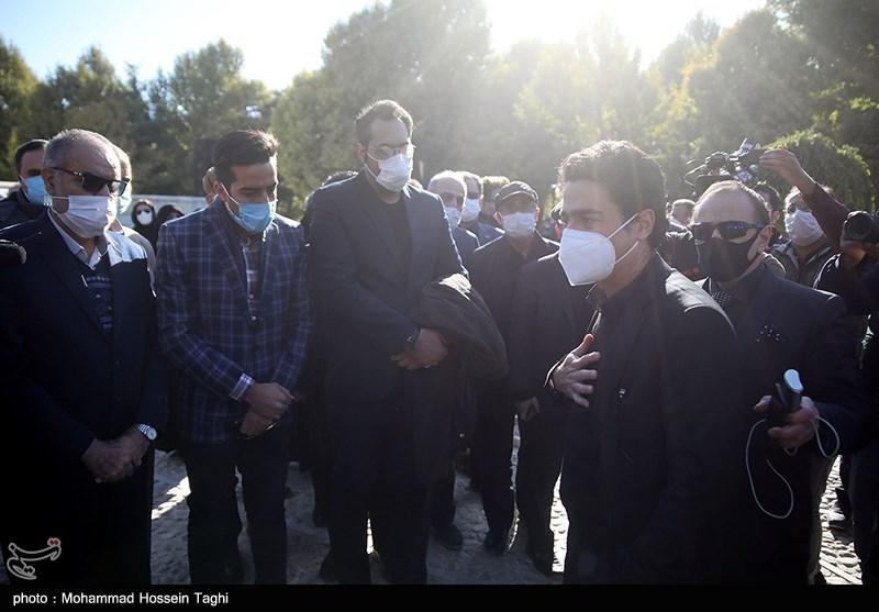 1399071914115988421407164 مراسم تدفین, محمدرضا شجریان