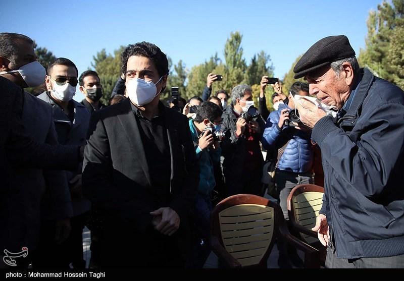 1399071914120027521407164 مراسم تدفین, محمدرضا شجریان