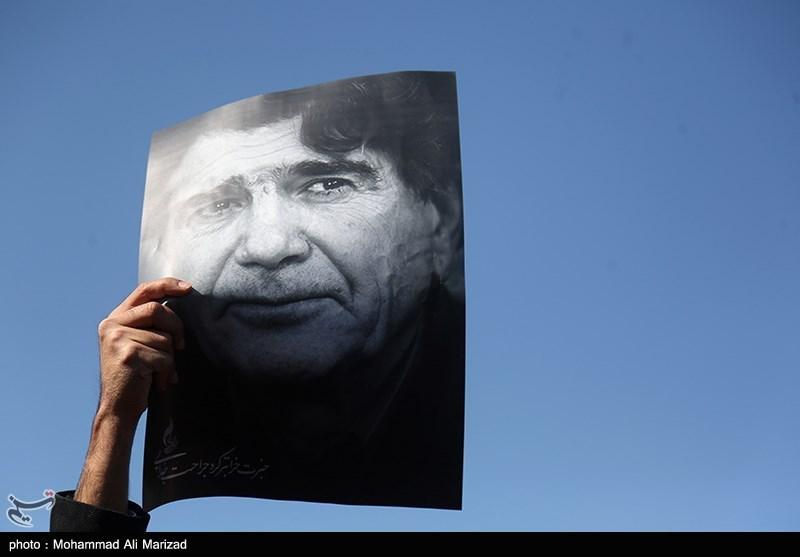 1399071914131166621407164 مراسم تدفین, محمدرضا شجریان
