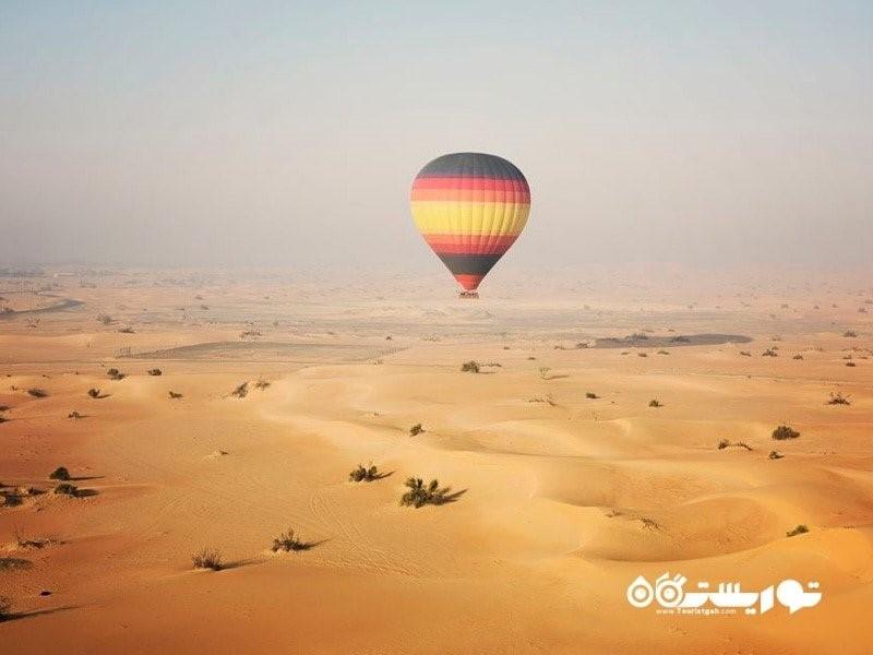 11 کار هیجان انگیز و ماجراجویانه در دبی +عکس
