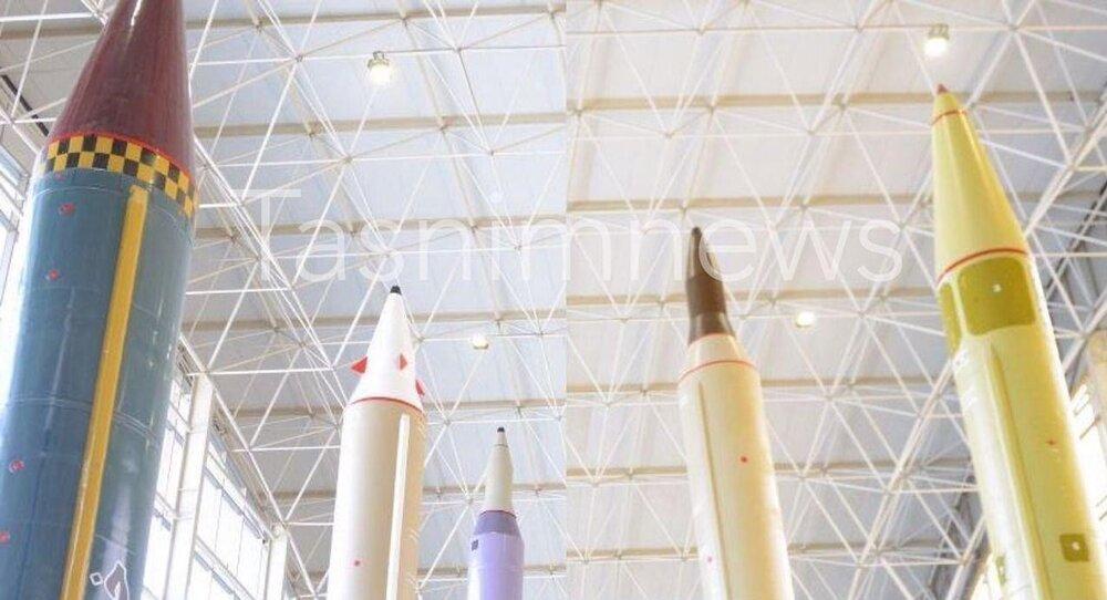 5467757 هوافضای سپاه, موشکهای بالستیک ایران