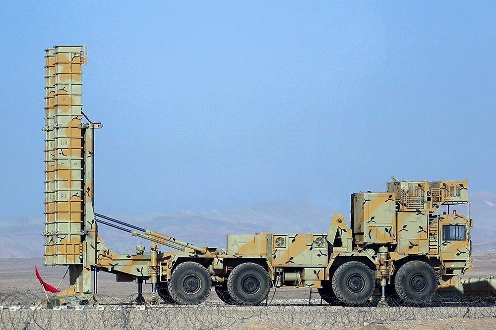 استقرار سامانه دفاعی سپاه در مناطق مرزی در پی ادامه جنگ آذربایجان و ارمنستان