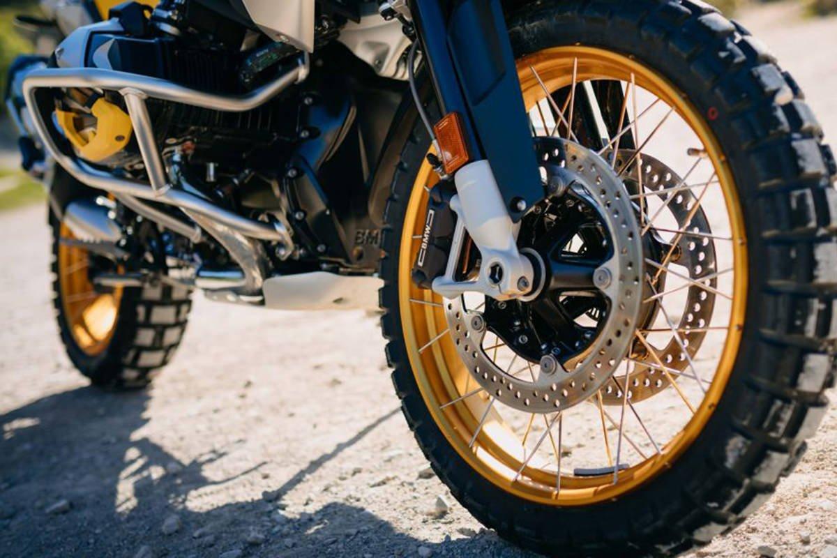 bmw r 1250 gs 40 years 6 موتورسیکلت بی ام و R 1250 GS