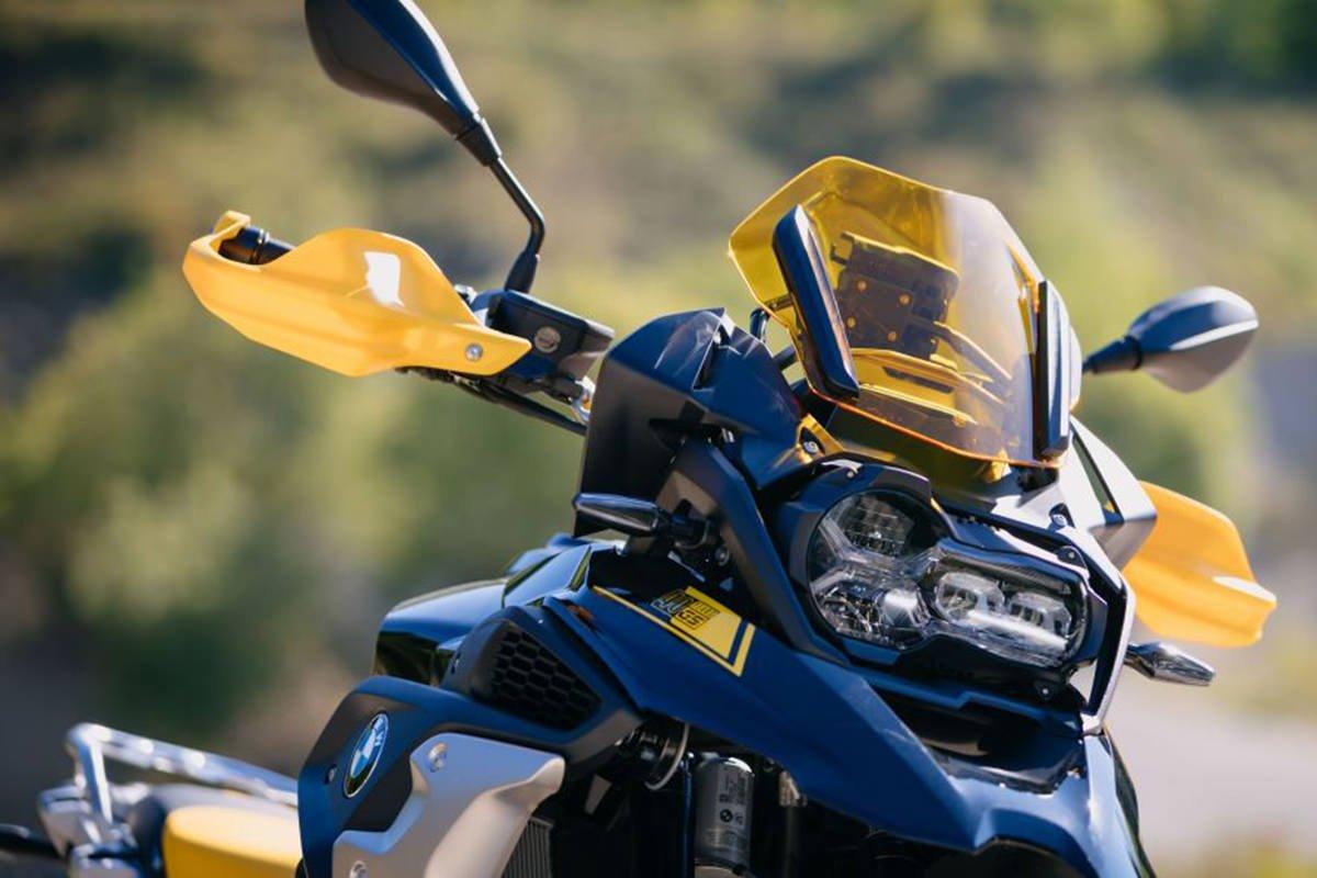 bmw r 1250 gs 40 years 7 موتورسیکلت بی ام و R 1250 GS