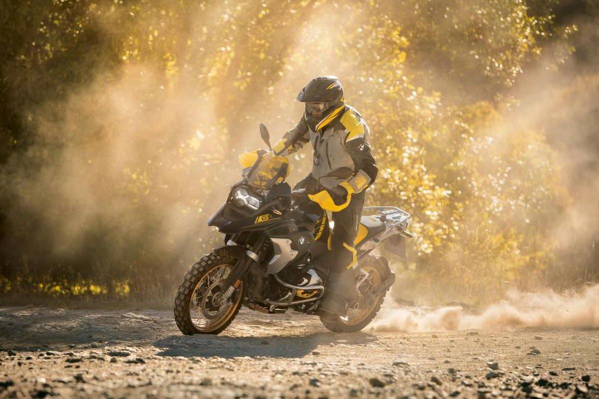 bmw r 1250 gs 40 years 9 موتورسیکلت بی ام و R 1250 GS