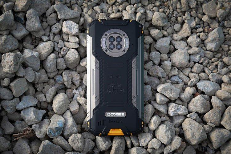گوشی دوجی اس ۹۶ پرو با دوربین دید در شب راهی بازار میشود