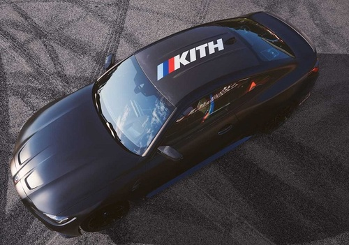 M4 نسخه Kith؛ تولید محدود ب ام و فقط 150 دستگاه از خانواده کامپتیشن/ عکس