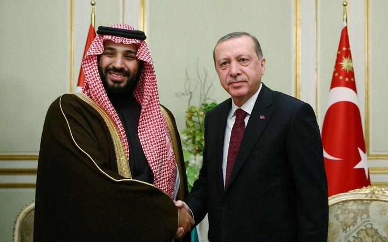 آشتی ترکیه و عربستان ترکیه و عربستانا, بحران خاورمیانه