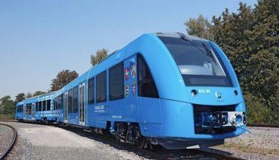 آلمان صاحب قطار هیدروژنی می شود قطار هیدروژنی, آلمان